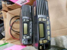 Qty 2 - Kenwood TK-8160 UHF FM Transmitter.