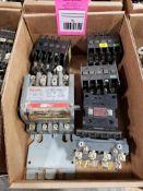 Assorted electrical. Furnas, Allen Bradley.