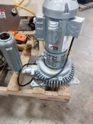1-1/2HP Emerson T55BXCNC-1418 air compressor motor. 1PH, 230V 2500RPM.