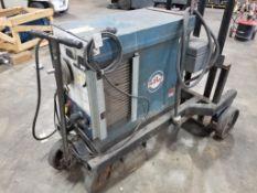 Miller CP-200 Constant potential DC arc welding power source welder. 230/460V 3PH.