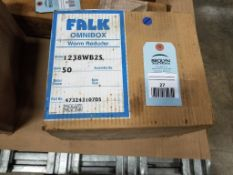 Falk 1238WB2S Omnibox worm reducer. 50-Ratio. P/N-47324310705. New in box.