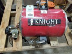 350LBS Knight Air balancer. 100PSI.