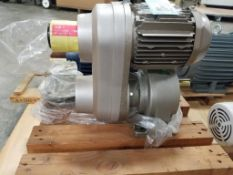 Miki Pulley ANG-04GD-B-V-40. Model-GD Speed reducer.