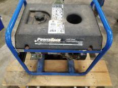 DeVilbiss GT5250 PowerBack electric generator. 5250WATT.