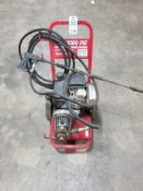 Giant Model-HR20 power washer. 2000PSI, 2.0GPM, 3400RPM. Made in the USA.