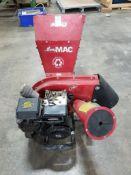 Merry MAC Leaf shredder chipper machine. 5HP Briggs & Stratton motor.