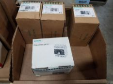 Qty 4 - Assorted electrical Siemens breakers. 3VF2317-1EG41-0AA0, 3VF2313-1FC41-0AA0.