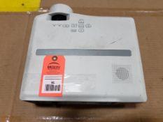 Mitsubishi XL2550U LCD projector 100-240V.