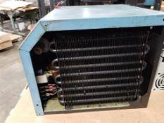 Wilkerson compressed air dryer.