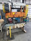 "Dreis & Krump Chicago 334SP 25-Ton x 60"" press brake."