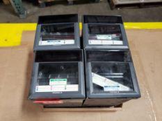 Qty 4 - Yokogawa R10000 Recorder 436106.