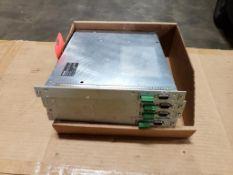 Qty 4 - Rexroth 0-608-830-237 tightening controller.