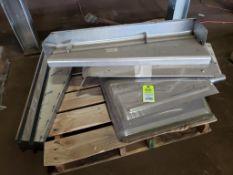 Truck / Semi diamond plate step kit.