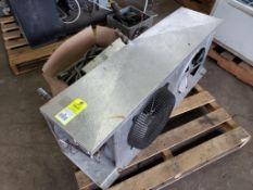 Russell AE26-92B-D low profile unit cooler. Qty 2 - 1/20HP, 208-230V, 1PH motors.