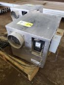 EBAC industrial Products INC. 10501SS-US desiccant dehumidifier. 115V, 1PH, 1.5kW.
