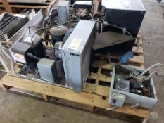 Copeland Corp. F3AM-A105-CFV-001 condensing unit. 200/208-230V, 1PH.