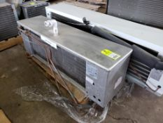 Heatcraft ADT090AK low-profile, walk-in unit cooler. Qty 2 - 1/15HP, 115V motor.