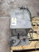 Bernard 3500SS welding chiller. 115V, 1PH, 3-Gallon Capacity.