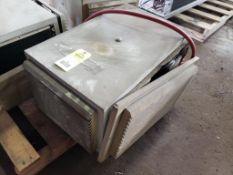 Rittal SK-3272 top mount enclosed AC unit. 115V.