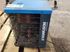 Hankison SPX HPR15 refrigerated air dryer 15CFM. 115V, 1PH.
