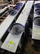 1/15HP Heatcraft LCA6260BB low profile unit cooler. 208-230V, 1PH, (5) motor.