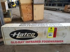 Hatco Corp. GRAH-36 Glo-Ray infrared foodwarmer. New in box.