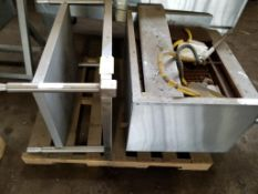 Char-Grill grill top. 36x32x20. LxWxH.