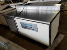 Thermodyne Foodservice Conduction chilling stystem unit. 73x36x43. LxWxH.
