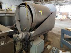 Globus Mixer. 36x40 Barrel. 220V, 3PH.