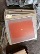 Tempco heater pads. Appear to be new old stock.