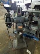 2HP Baldor grinder buffer. 208-220/440V, 3PH.