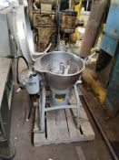 Hobart VCM40 vertical cutter mixer. 440V, 3PH.