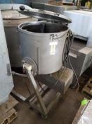 Mixer. 26x22 Barrel.