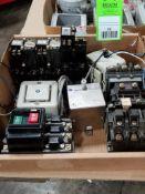 Qty 8 - Assorted electrical. Allen Bradley.