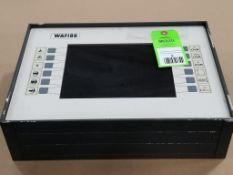WAFIDS Siemens 6BK1400-0BA10-0AA0 operator screen.