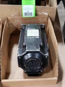 3.0 kW Allen Bradley MPL-B4540F-MJ22AA servo motor. 7054-05-4202. 460V, 3PH, 3000RPM.