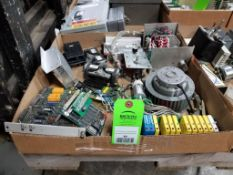Large assortment of electrical. RDI, Opto22.