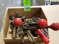 Assorted banding tools. Signode.