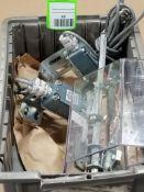 Qty 2 - Pizzato FD980 safety switch assembly.