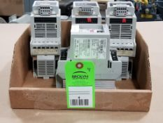 Qty 4 - Assorted Allen Bradley drives. One marked bad.