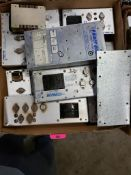 Assorted electrical power supply. Power-One, Condor, Lambda.
