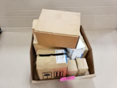 Assorted electrical. Johnson controls. New in box.