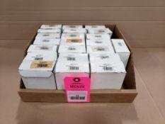 Qty 22 - Watts Regulator #0881425 GB-A Kit K Union kit.