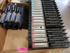 Assorted Cincinnati Milacron I/O modules.