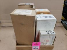 Assorted electrical power supply. Sola, Power-One, Goss.
