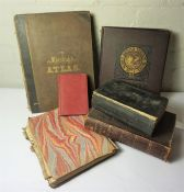 Collection of Antiquarian Books, To include Souvenir of the Opening of the North British Hotel