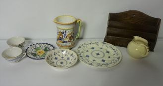 Box of China and Pottery
