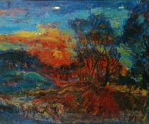 After Sir William McTaggart, Two Prints, Largest 55cm x 67cm, (2),