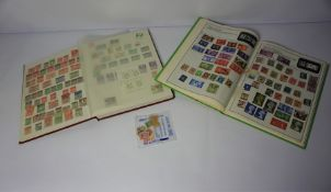 Quantity of Stamps, Postcards and First Day Covers