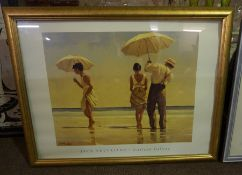 Five Prints and Pictures, To include a Print After Vettriano, (5)